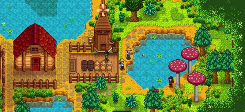 Stardew Valley Collector's Edition Coming To Switch And PC