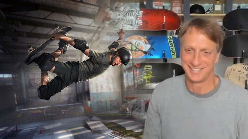 Tony Hawk On The Past And Future Of Pro Skater