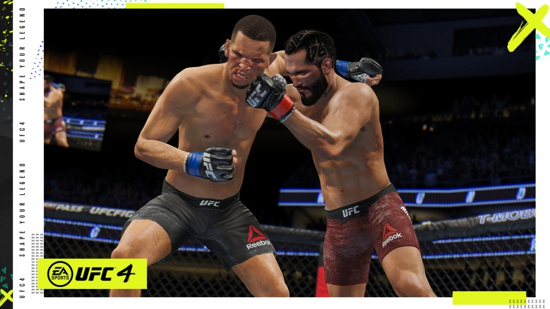 EA Sports UFC 4 Does Not Have Ultimate Team Mode