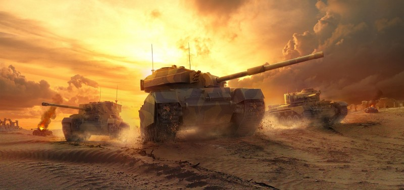 We Talk Tanks For World of Tanks' 10th Anniversary