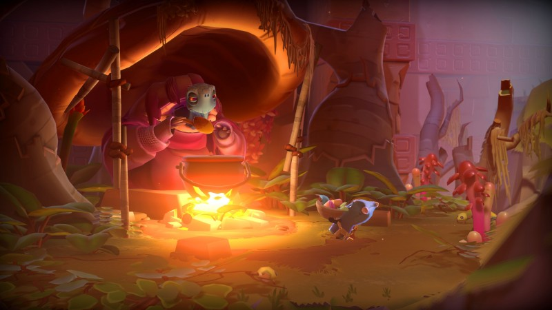 Hello Games' The Last Campfire Launching Tomorrow On PS4