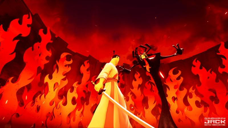 Samurai Jack: Battle Through Time Launches Today