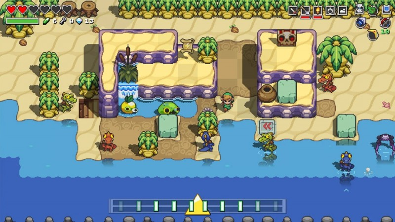 Cadence Of Hyrule's Second DLC Pack Adds 39 Songs And Is Out Now