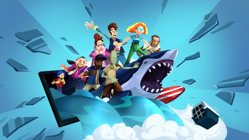 Epic Releases Free-To-Play Episodic Sitcom Game