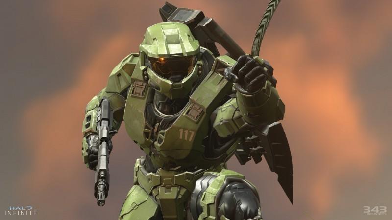 Halo Infinite Delays Into 2021