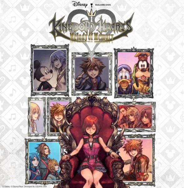 Rhythm Game Kingdom Hearts Melody of Memory Hits This November