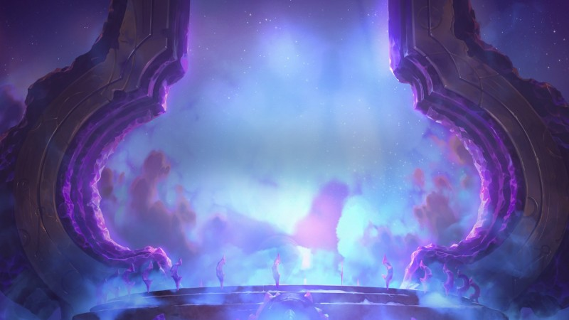 Legends of Runeterra Reveals New Expansion Call of the Mountain