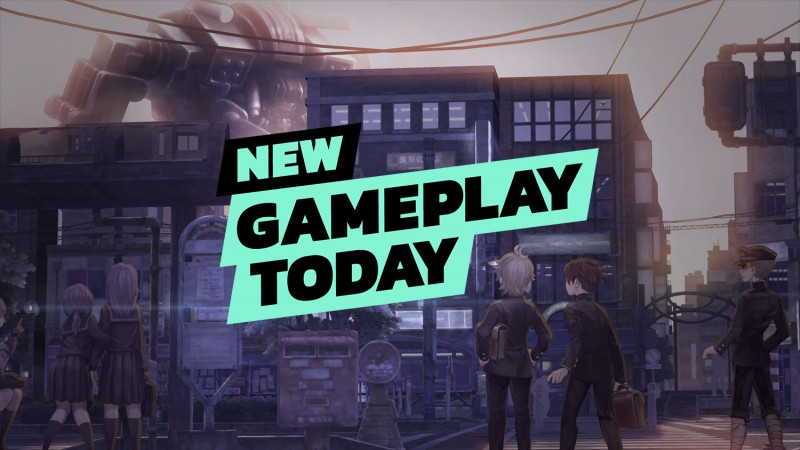 New Gameplay Today – 13 Sentinels: Aegis Rim