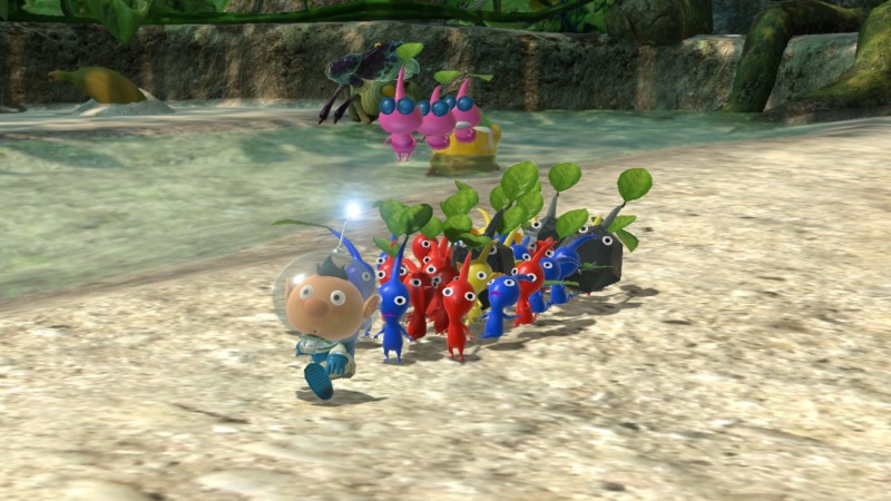 Pikmin 3 Deluxe Coming To Switch This October