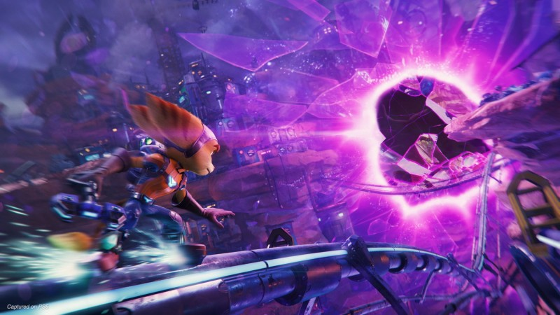 Ratchet & Clank: Rift Apart's Performance Mode Lets You Boost The Framerate