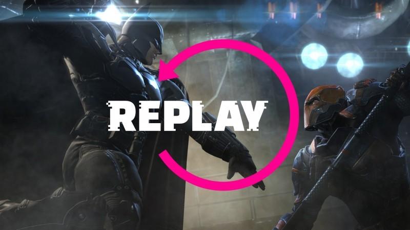 Replay – Batman: Arkham Origins