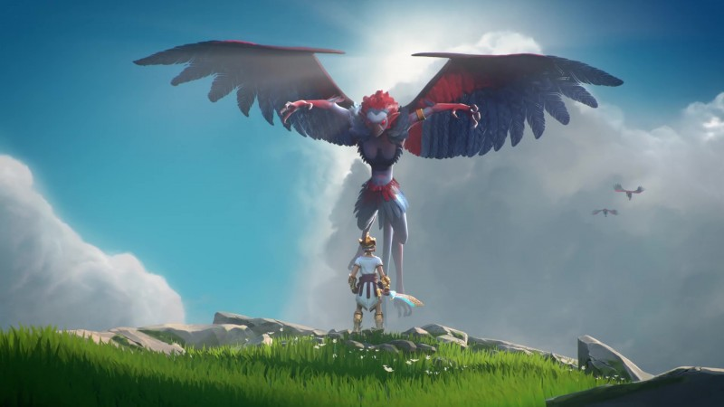 Does Ubisoft's Gods & Monsters Have A New Name?