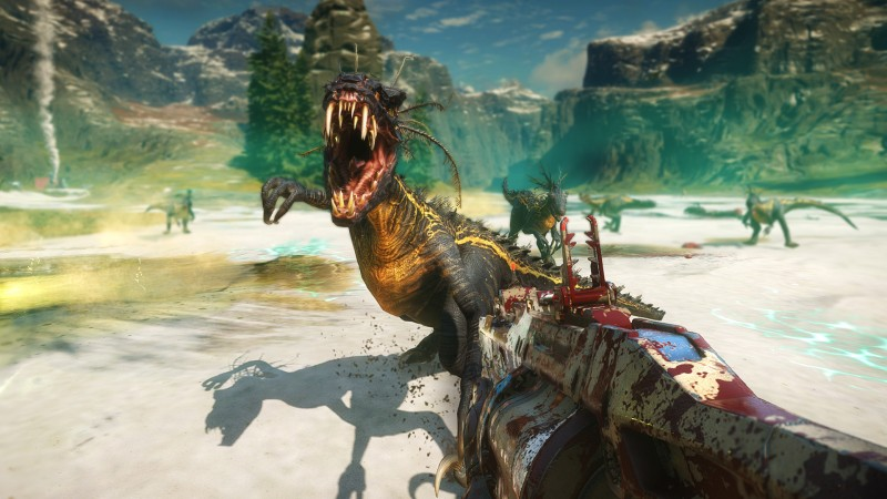 Second Extinction Comes To Early Access In September