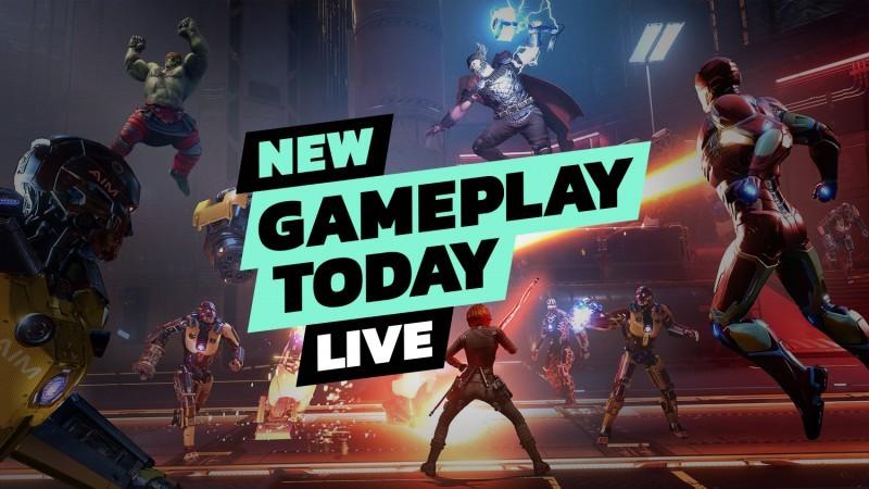 Marvel's Avengers Beta – New Gameplay Today Live