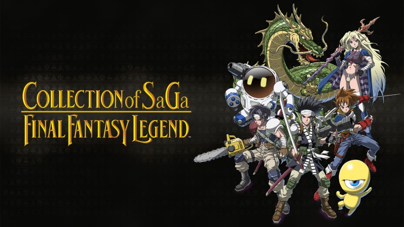 Collection Of Final Fantasy Legend Games Coming To Switch