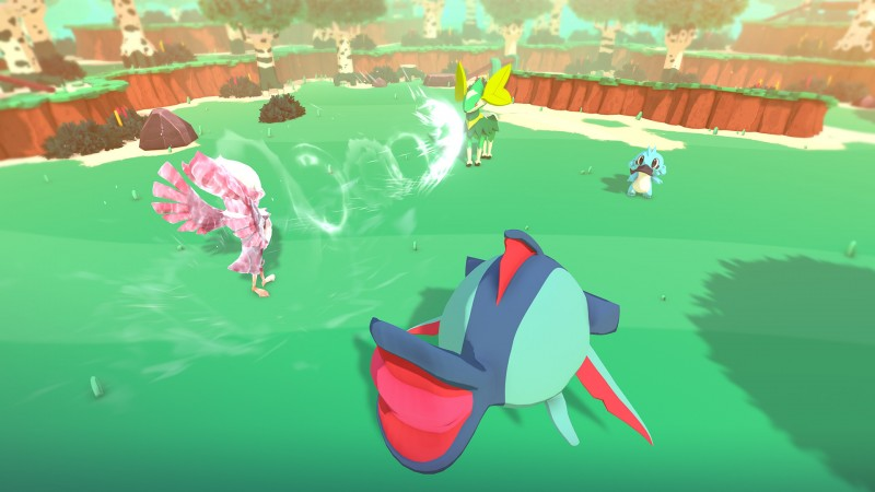 Pokémon-Inspired MMO Temtem Coming To PS5 In 2021