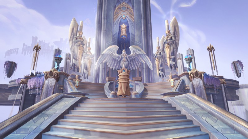 World of Warcraft: Shadowlands Releases October 27