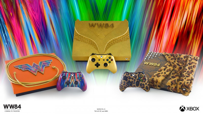Everybody Wins With New Charity Wonder Woman Console