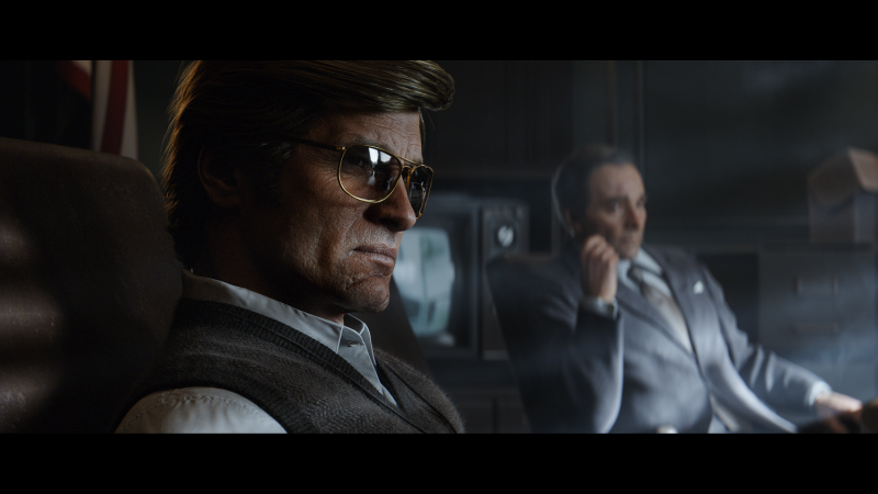 Meet Russell Adler And Ronald Reagan In Call of Duty: Black Ops Cold War