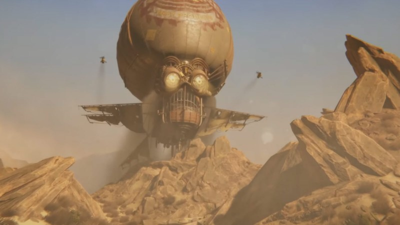 Oddworld: Soulstorm Trailer Shows Abe On PS5