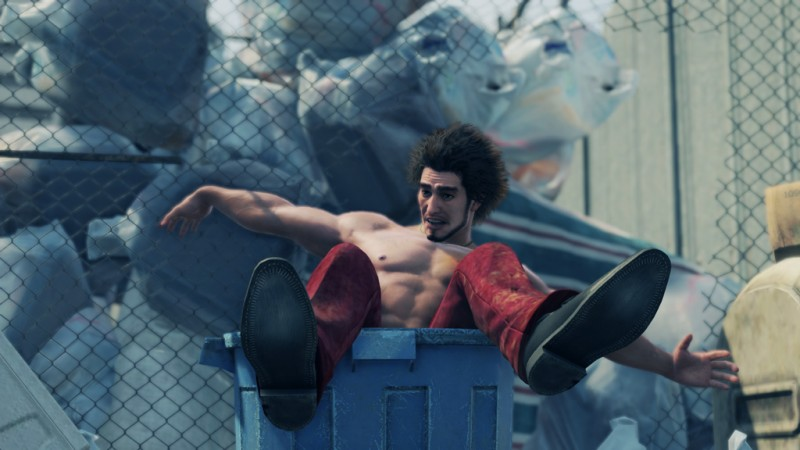 Yakuza: Like A Dragon Won't Offer Save Transfers From PS4 To PS5