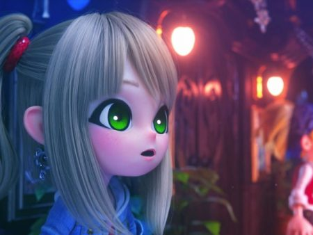 Square Enix Unveils Balan Wonderworld's Opening Movie