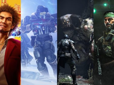 Biggest Games Releasing In November 2020