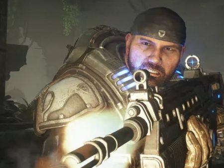 Gears 5 Update Let's Players Recast Marcus Fenix As Batista