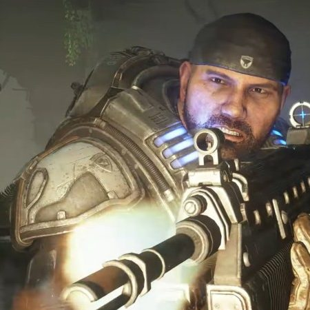 Gears 5 Update Will Let You Play the Campaign as Batista