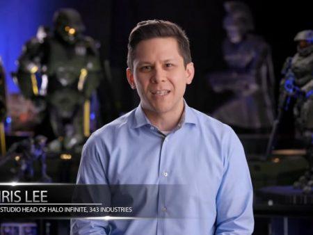 343 Industries Studio Head Chris Lee Departs The Company Following Halo: Infinite Delay