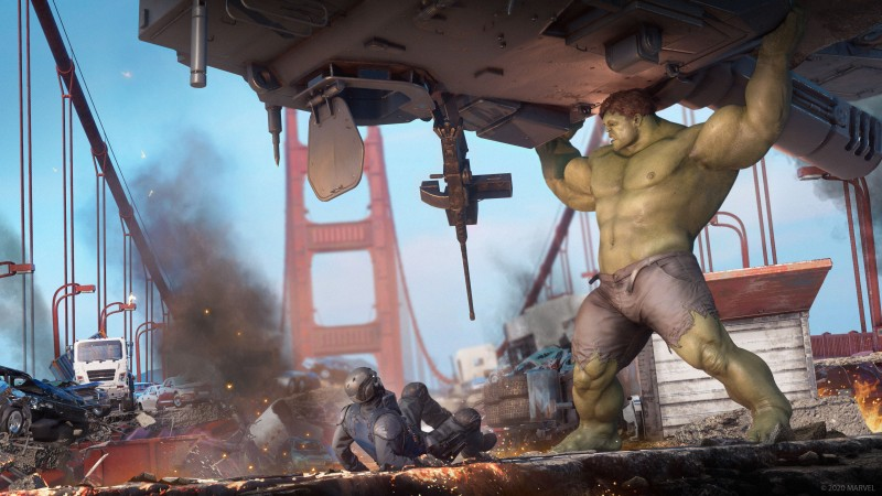 New Marvel's Avengers Content Is On The Way, Next-Gen Versions Delayed