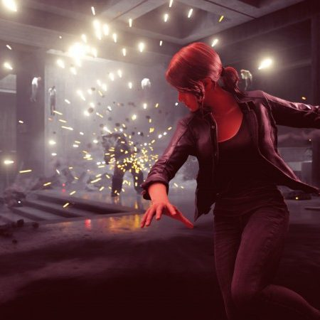 Remedy's Control Arrives On Nintendo Switch Today As Cloud Game