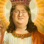 Gabe Newell Teases Possible Valve Games Coming To Console